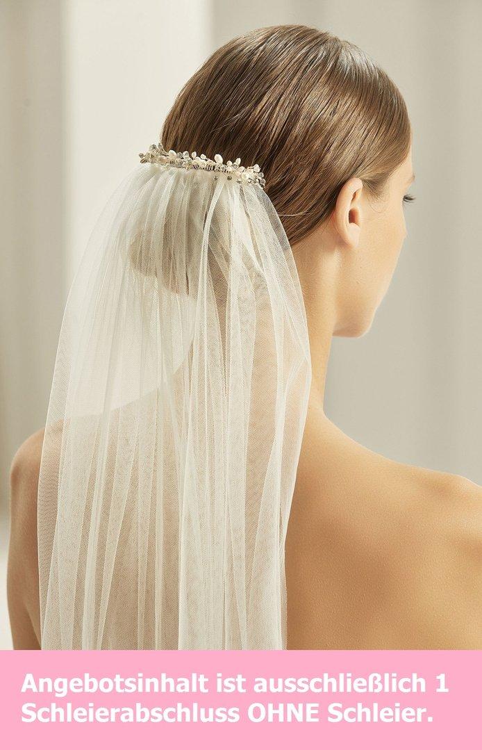 Braut Haarschmuck Brautfrisur Zum Schleier