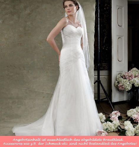 Brautkleid Hochzeitskleid Brautmode Brautzubehor Online Kaufen